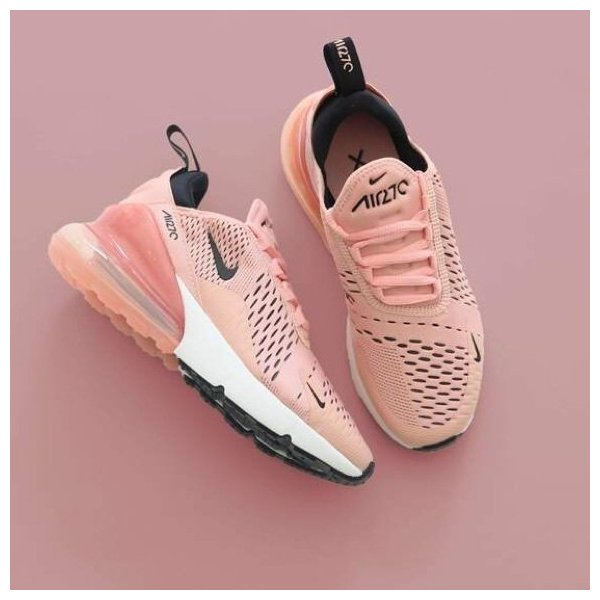 abf7f6a180 TÊNIS NIKE AIR MAX 270 ROSE