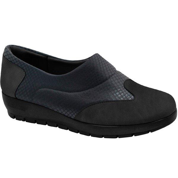 cc778d27a Sapato Ortopédico - Preto | Pé Relax Sapatos Confortáveis