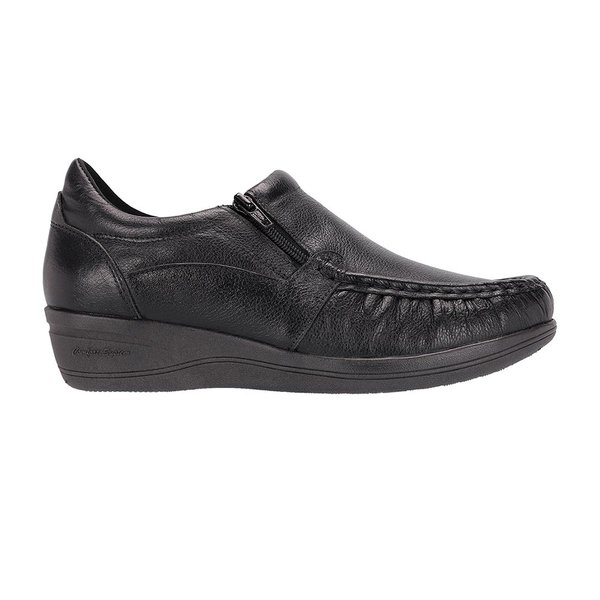 dc82945688 Sapato Feminino Fechado - Preto | Pé Relax Sapatos Confortáveis