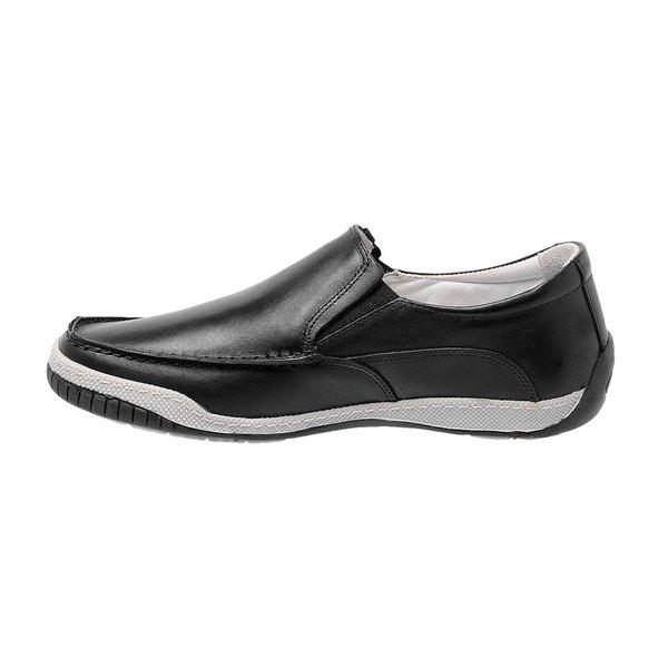ae8c726bc Mocassim Masculino Confort Tamanho Grande - Preto | Pé Relax Sapatos  Confortáveis