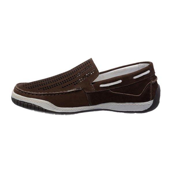 2836e0493 Sapato Mocassim Masculino Tamanho Grande - Marrom | Pé Relax Sapatos  Confortáveis