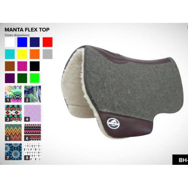 Manta Boots Horse - Flex Top