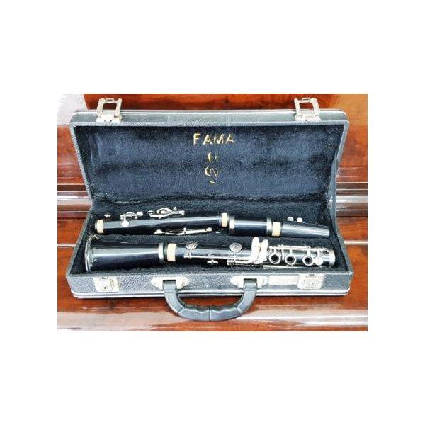 Clarinete Bb Weril 17 chaves *usada*