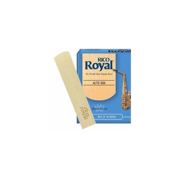 Palheta Para Sax Alto Rico Royal