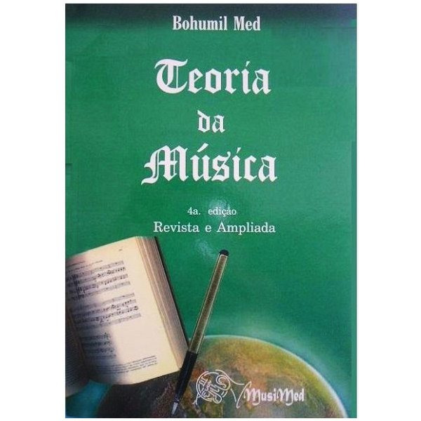 Método Teoria Da Música Bohumil Med