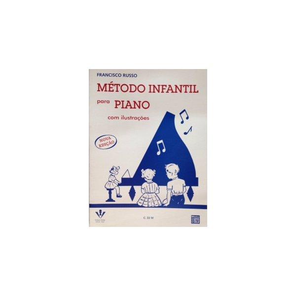 Método Para Piano Francisco Russo