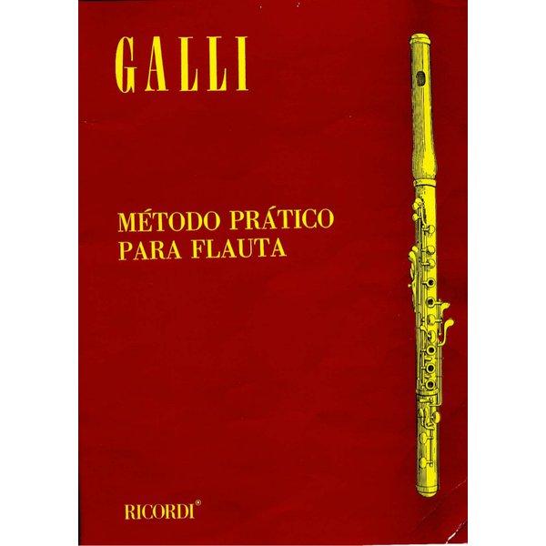 Método Para Flauta Transversal Galli