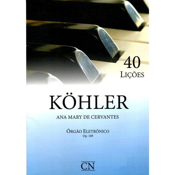 Método Para Orgão Eletrônico Kohler Com Pedaleira