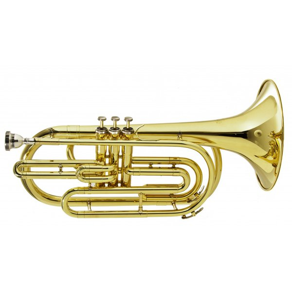 Trombonito Sib Laqueado Hoyden