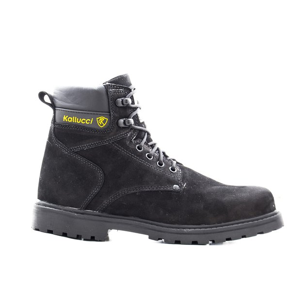 Tênis Bota Adventure Work Boot Preto