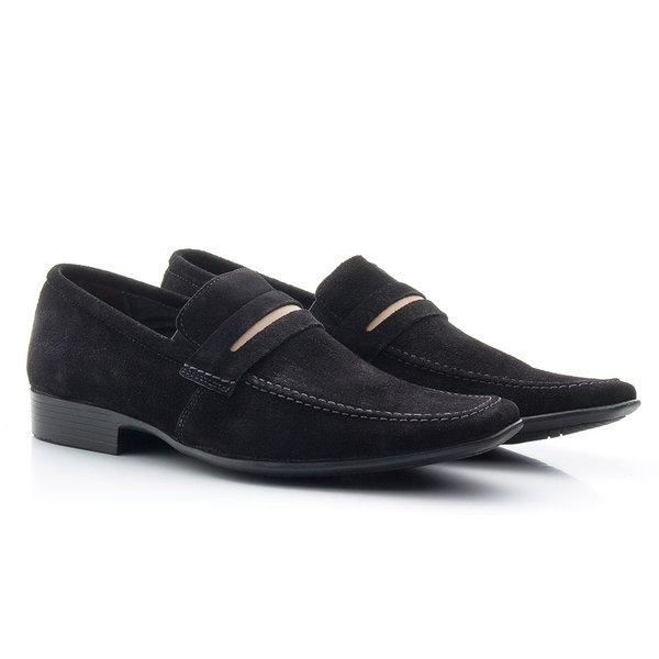 Sapato Social Esporte Fino cor Preto Ref. 1488-462