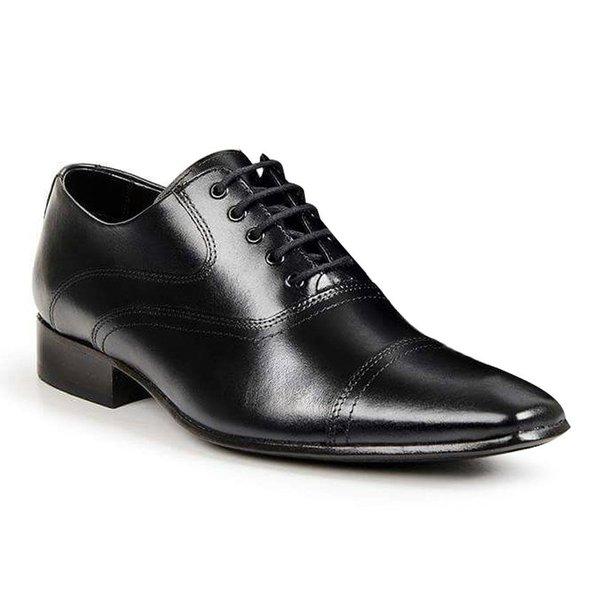 9a73791ff Sapato Social Masculino Linha Classic Em Couro | Sapatos de Franca ...