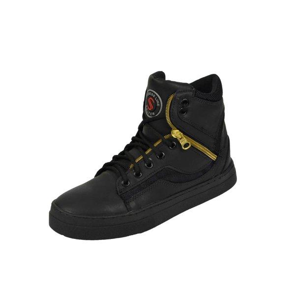 Tênis Feminino Sneaker De Treino D3 Preto