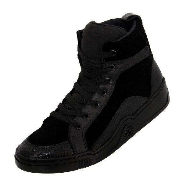 Tênis Hardcore Footwear Marcos Mion - Preto