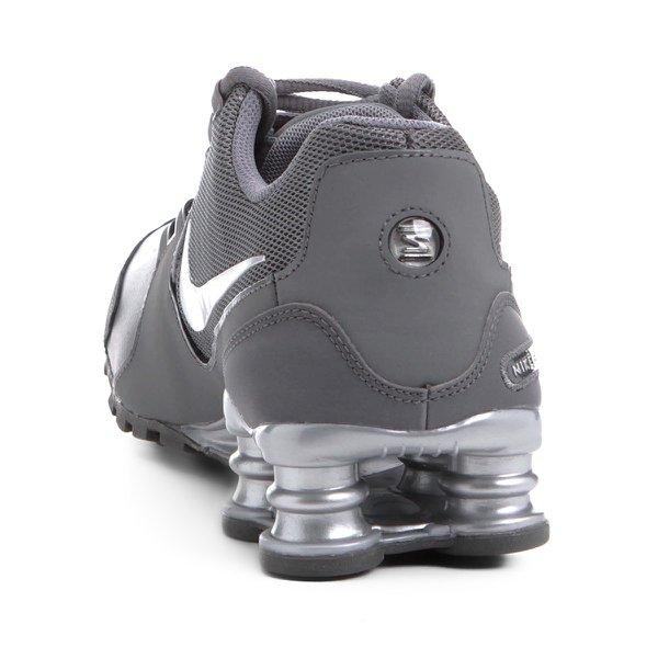 purchase cheap 39a31 47d06 Tênis Nike Shox Avenue Ltr Cinza Masculino   SOU ESPORTES