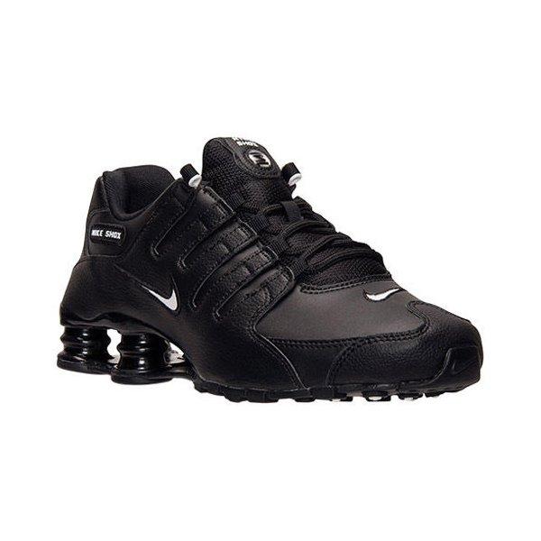 0b052aecba3 Tênis Nike Shox Nz Eu Preto Masculino