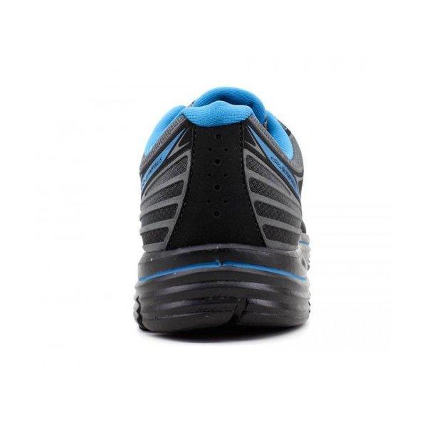 78bda3766f6 Tênis Olympikus Rush Preto e Azul