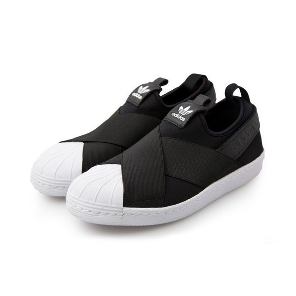0de470f7b Tenis Adidas Super Star Slip-On Preto Unissex