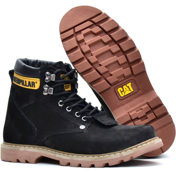 e79298787 Bota Coturno Masculino Caterpillar Adventure Preto | EXCLUSIV OUTLET