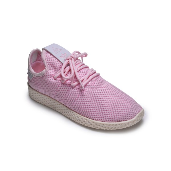 TENIS ADIDAS PHARREL WILLIAMS ROSA FEMININO