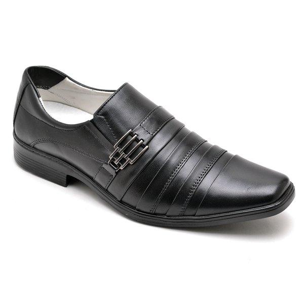 dd9df031c Sapato Social Masculino Conforto Anatomico Preto