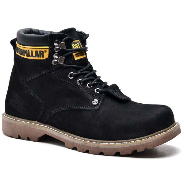 6ce3f0d0cdcff Bota Caterpillar Second Shift Preto | TOP FRANCA SHOES