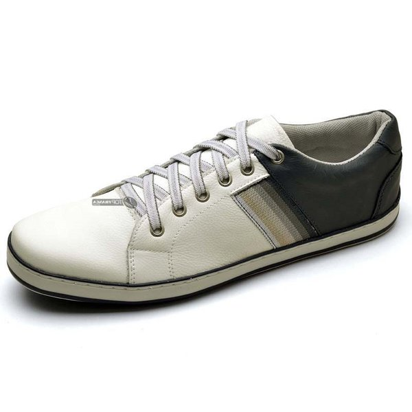 c4dba3404 Sapatênis Masculino Top Franca Shoes Marinho/Branco | TOP FRANCA SHOES