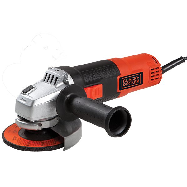 Esmerilhadeira angular 4.1/2 - 11000RPM 820W - Black & Decker