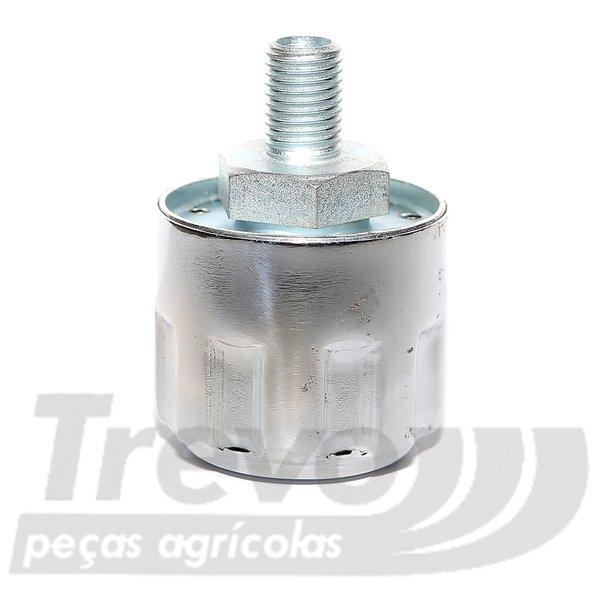 FILTRO AR DA CANECA DA DIREÇÃO COD 022673