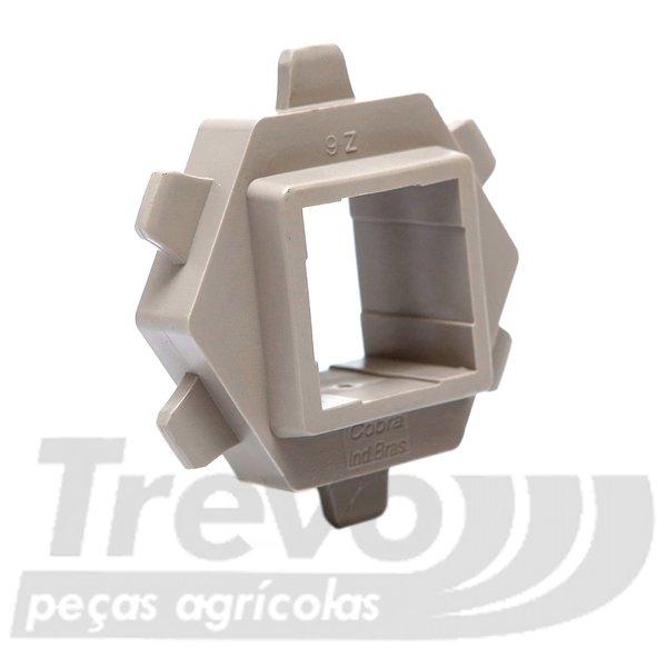 Engrenagem da Caneca Colhedora KORVAN 6 Dentes