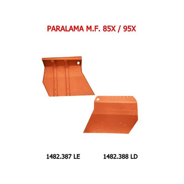 Paralama Trator Massey Fergungon 1482387 85x 95x