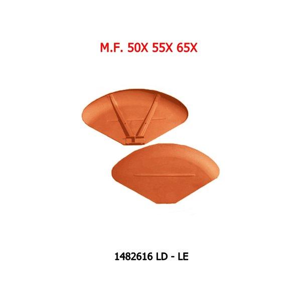 Paralama Massey Fergunson 50x 55x 65x 1482616 Direito e Esquerdo
