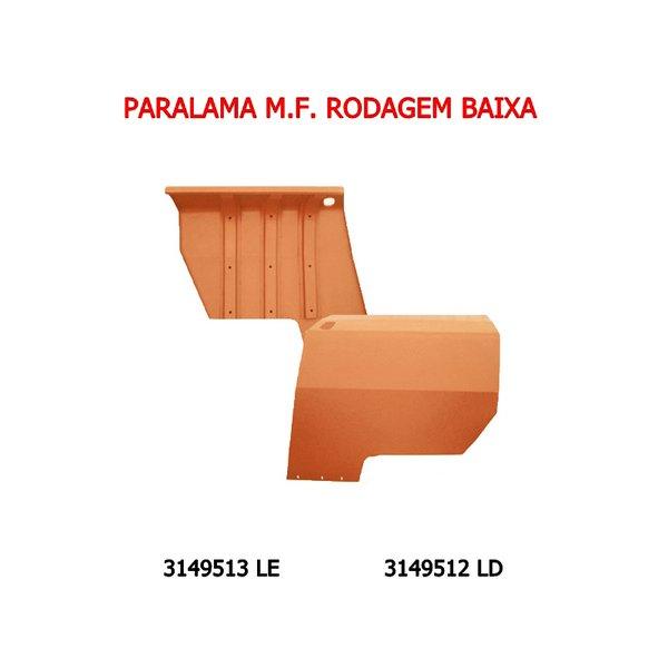 Paralama Massey Fergunson Rodagem Baixa 3 colunas 3149513