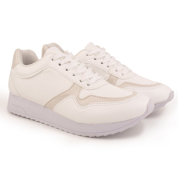 Tênis Trivalle Shoes Casual Branco