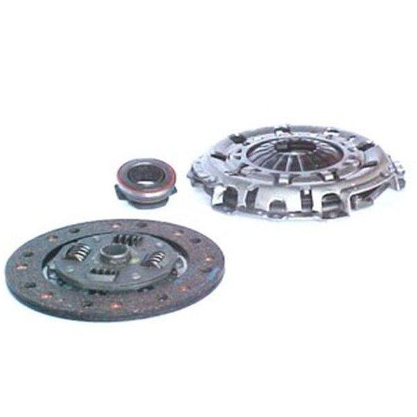 Kit de embreagem Gol e Parati 1.0 16v 2000/ Inclusive 1.0 16v Turbo - diamentro 200mm e 28 estrias