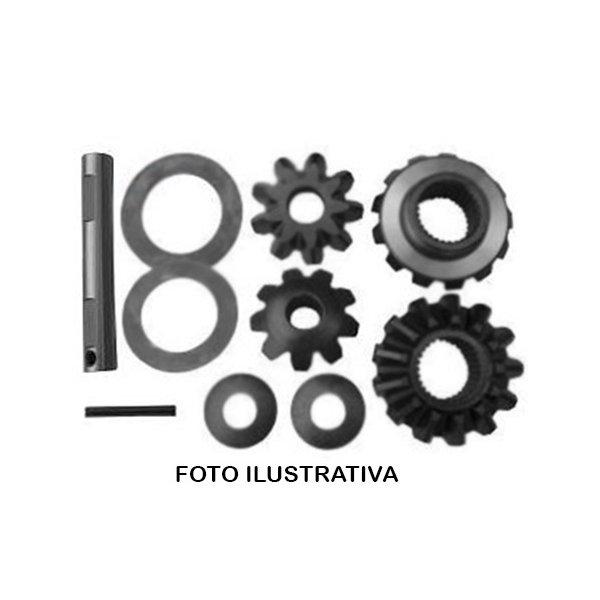 Reparo caixa satelite Agrale 7000, Ford F4000, Volkswagen 6-90/7-90/6-110/7-110 com eixo Dana 70