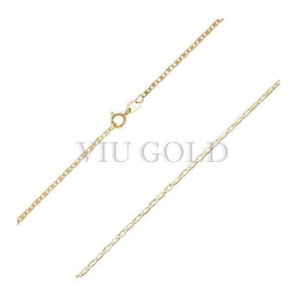 Corrente Piastrine de 50 cm em ouro 18k amarelo