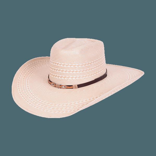 Chapéu Pralana Farmer Trança Bicolor 30X Aba 12