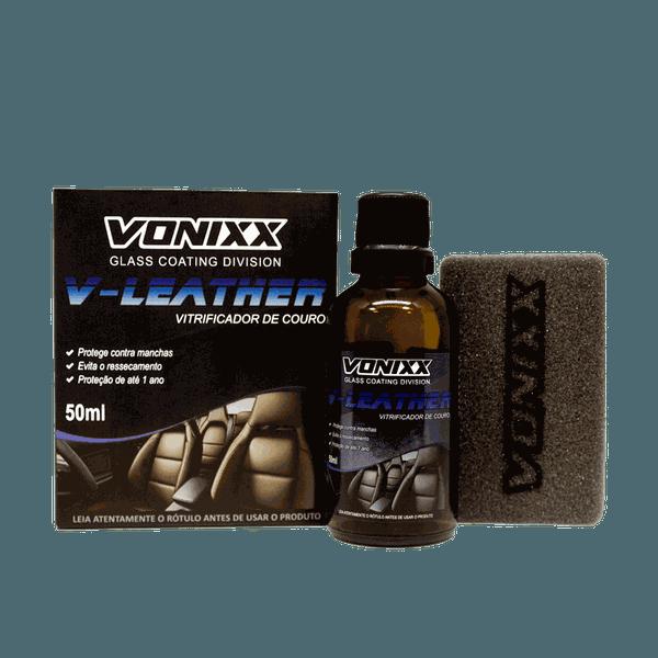 V-leather Vitrificador De Couro (50ml) - 404