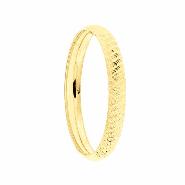 Anel Aparador de Ouro 18K Diamantado Fino
