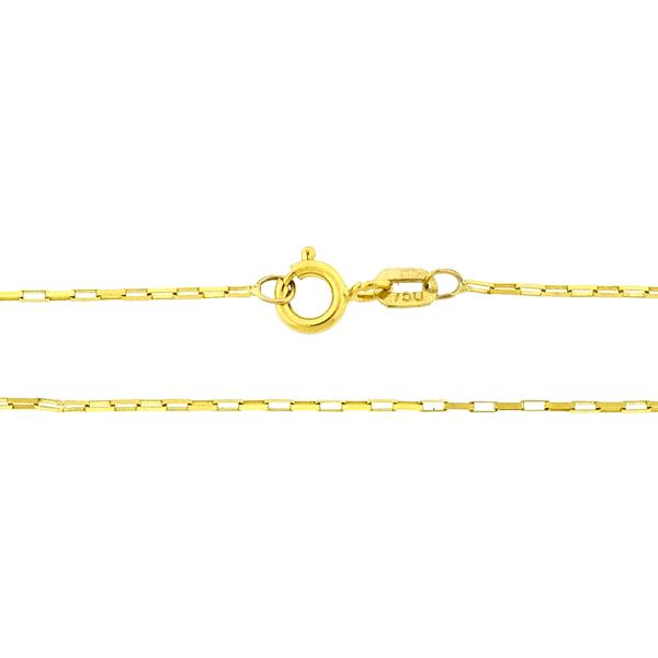 Corrente Cartier com 60cm de Ouro 18K