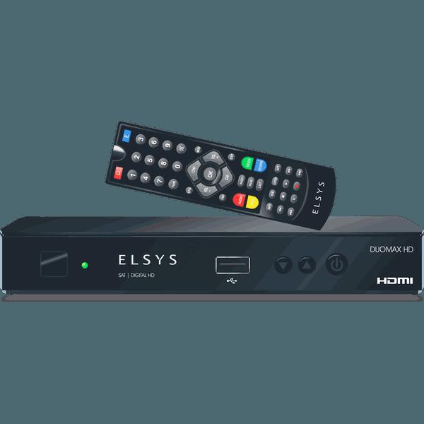 Receptor Digital ELSYS DUOMAX HD