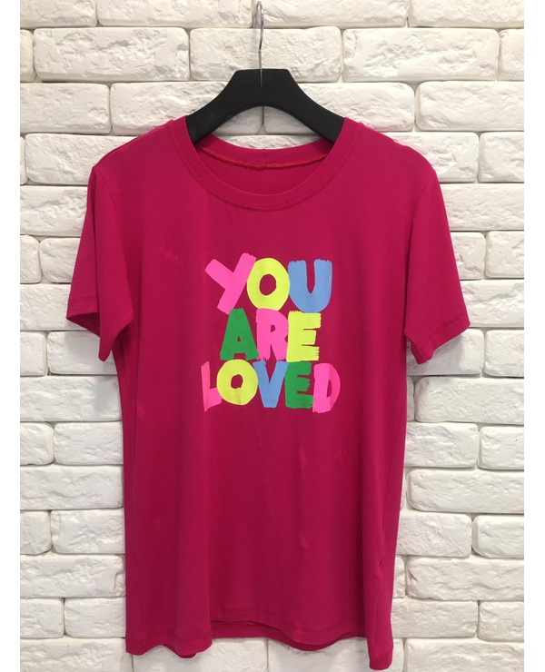 TSHIRT NEW COLORS - PINK