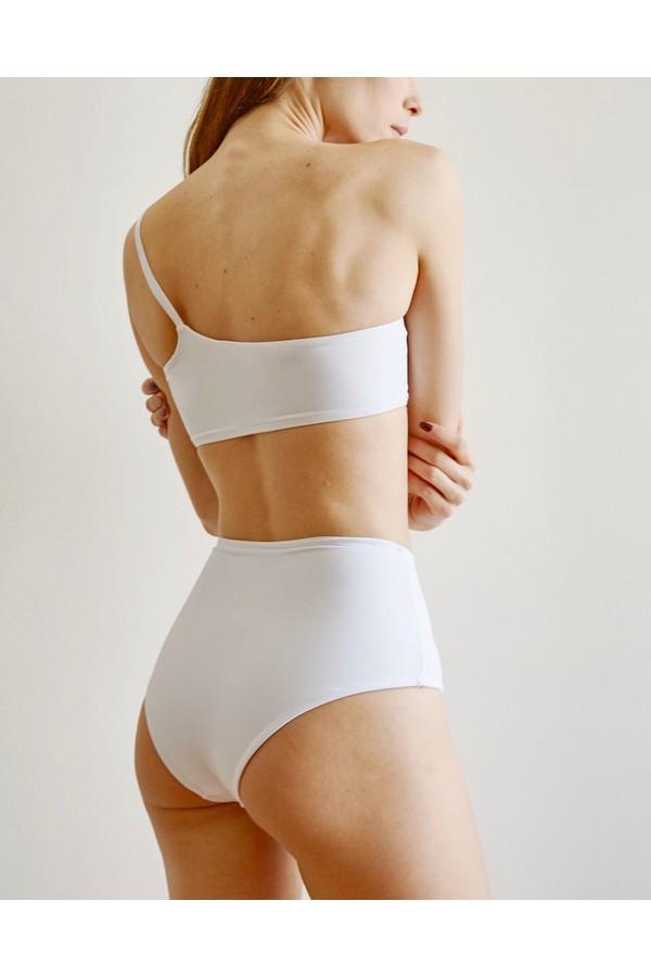 Hot Pants Branca- Ally