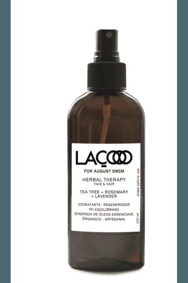 Herbal Therapy Water- água hidratante para pele e cabelo 100Ml