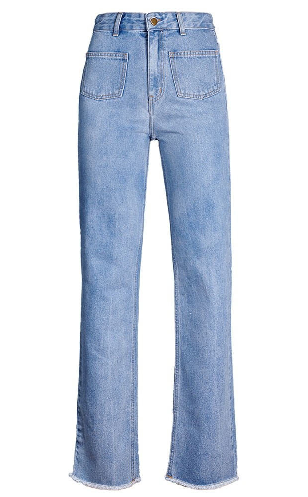Charlô - Calça Jeans Claro - LEFAH