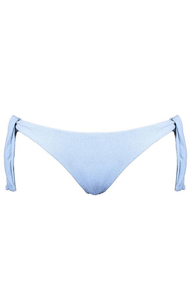 Soft Azul - Calcinha Laço - LEFAH