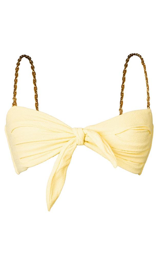 Soft Amarelo - Top Corrente - LEFAH