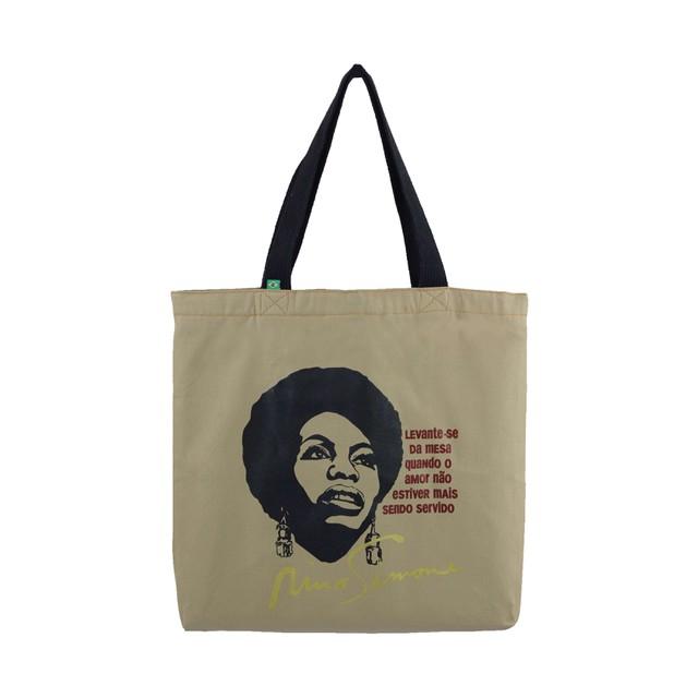 Bolsa Nina Simone Cru