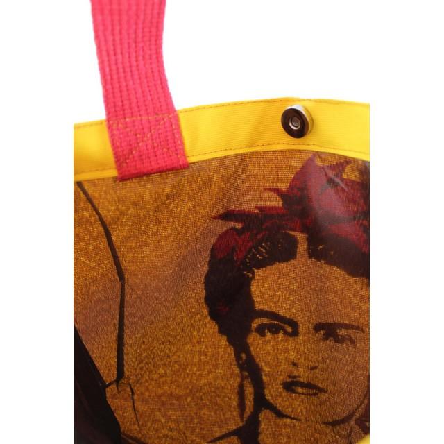 Bolsa Frida Kahlo Amarela